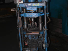 Custom Built Mobile bending forming machine - picture0' - Click to enlarge