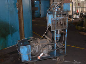 Custom Built Mobile bending forming machine - picture2' - Click to enlarge