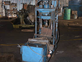 Custom Built Mobile bending forming machine - picture3' - Click to enlarge