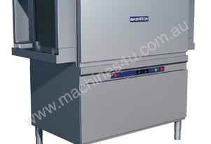 Washtech CD100 - 2 Stage Conveyor Dishwasher - 500mm Rack