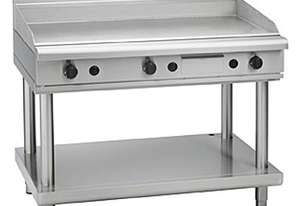 Waldorf 800 Series GP8120G-LS - 1200mm Gas Griddle `` Leg Stand