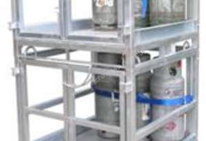 Cage for Transporting Gas Cylinders (Flat Packed)