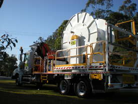 12 Tonne Trailing Cable Reeler - picture3' - Click to enlarge