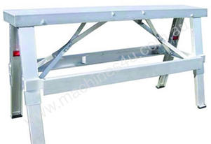 ALUMINIUM DRYWALL BENCH L1225MM X W237MM