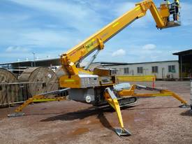 2015 Omme 3150 - 31m Crawler Mounted Spider Lift