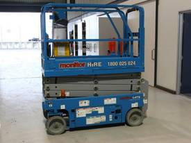 2014 Genie GS1932 -  Narrow Electric Scissor Lift - picture0' - Click to enlarge