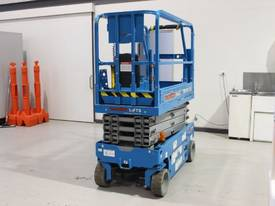 2014 Genie GS1932 -  Narrow Electric Scissor Lift - picture3' - Click to enlarge