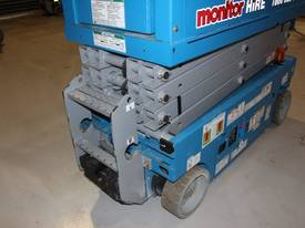 2014 Genie GS1932 -  Narrow Electric Scissor Lift - picture8' - Click to enlarge