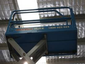 2014 Genie GS1932 -  Narrow Electric Scissor Lift - picture11' - Click to enlarge