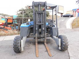 TKL-3x3-L terberg , 2009 , 387hrs , Yanmar engine , 2 LEFT - picture5' - Click to enlarge