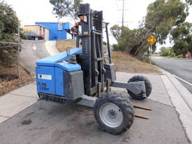 TKL-3x3-L terberg , 2009 , 387hrs , Yanmar engine ,  - picture0' - Click to enlarge