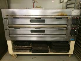 Electric Decked Oven