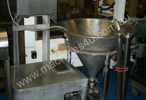 Lobe Pump with Motor, Hopper and Control Box