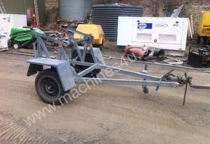 Classic Trailers Cable Drum Trailer