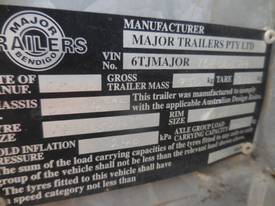 MAJOR TRAILERS PLANT TRAILER - picture6' - Click to enlarge