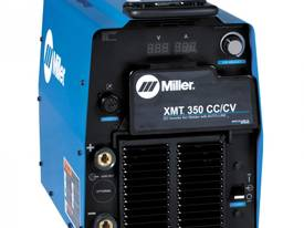 Miller XMT 350 Multi-Process Welder - picture0' - Click to enlarge