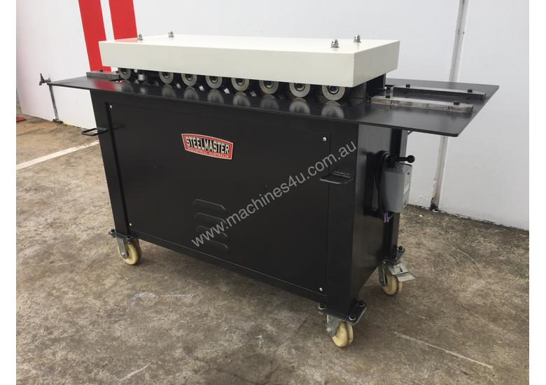 HVAC Ducting C & S Cleat Profile Machine - 8 Stage
