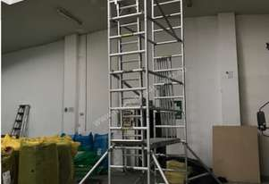 Gorilla 3 STAGE MOBILE SCAFFOLD