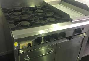 Luus 4 Burner 300mm Griddle CRO-LB3P