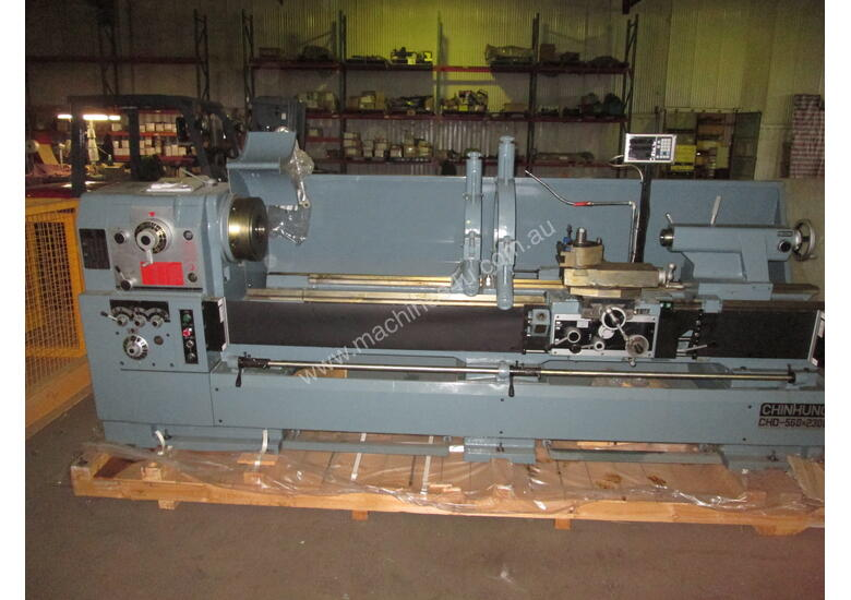 Ajax Chin Hung 560, 660 and 760 swing lathes