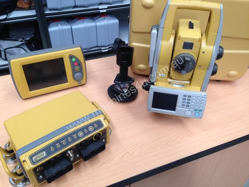 topcon machine for sale
