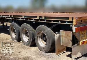 Freighter Flat Bed Trailer, EMUS NQ