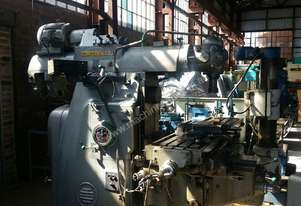 Cincinnati Milling machine power overarm No. 4P