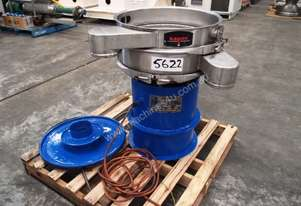 Circular Vibratory Screen, Kason, K24.2-SS, 600mm Dia