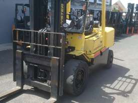 HYSTER 5 TON DIESEL CONTAINER MAST FORKLIFT  - picture0' - Click to enlarge