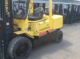 HYSTER 5 TON DIESEL CONTAINER MAST FORKLIFT  - picture2' - Click to enlarge