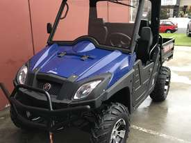 AG-Pro 600 Utility Vehicle   | Assembled & Pre-delivered | - picture0' - Click to enlarge
