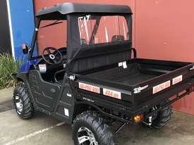 AG-Pro 600 Utility Vehicle   | Assembled & Pre-delivered | - picture3' - Click to enlarge