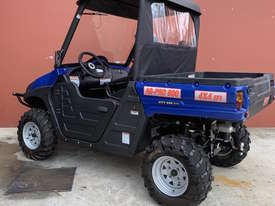 AG-Pro 600 Utility Vehicle     Assembled & Pre-delivered   - picture2' - Click to enlarge