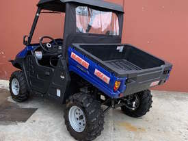 AG-Pro 600 Utility Vehicle     Assembled & Pre-delivered   - picture1' - Click to enlarge