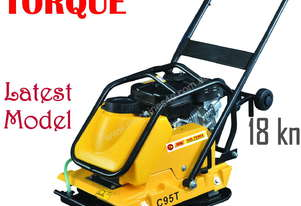 Compactor Plate, 18kn, HIGH PERFORMANCE ENGINE