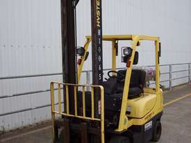 Hyster 1.8T Counterbalance Forklift - Good Condition - picture1' - Click to enlarge