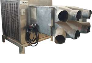 Workshop Heater Pioneer Transportable Electric Air Heating