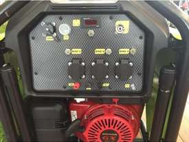 Pramac 7.2kVA Petrol Auto Start Generator + AMF - picture20' - Click to enlarge