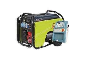 Pramac 7.2kVA Petrol Auto Start Generator + AMF - picture8' - Click to enlarge