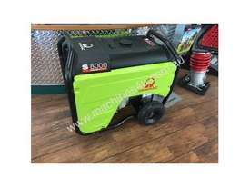Pramac 7.2kVA Petrol Auto Start Generator + AMF - picture15' - Click to enlarge