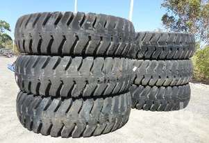 QTY OF (6) 33.00X51 Tyre