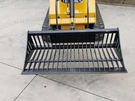 Rock bucket small loaders - picture1' - Click to enlarge