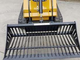 Rock bucket small loaders - picture3' - Click to enlarge