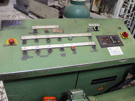 Behringer HBP 260A Automatic horizontal bandsaw - picture3' - Click to enlarge