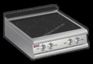 Baron 70PC/IND800 Four Burner Bench Model Induction Cook Top