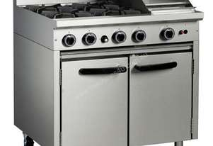 Cobra CR9C - 900mm Gas Ranges - Gas Static Oven Range
