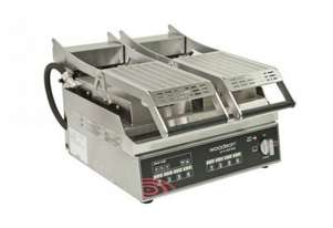 Woodson W.GPC62SC Pro Series Contact Toaster Twin Plate