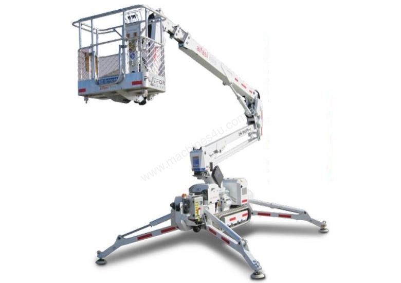 Hire Platform Basket Pb1890 11 20m Spider Lifts In