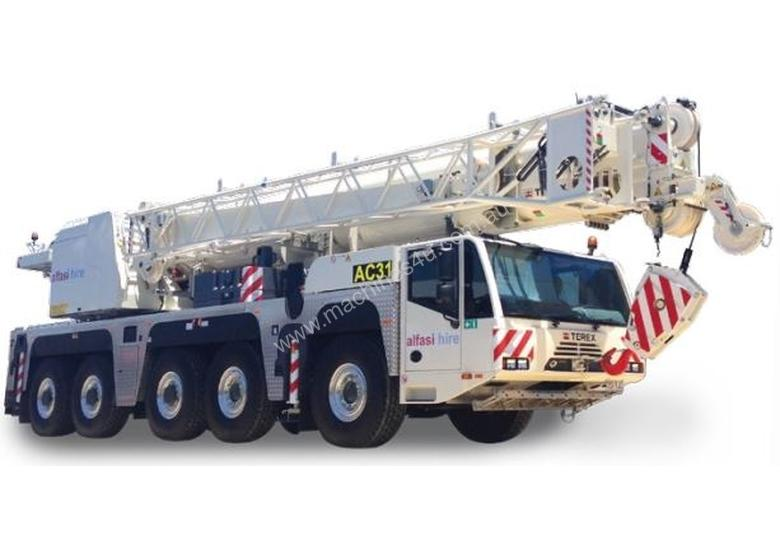 Hire Terex AC140 All Terrain Cranes in , - Listed on Machines4u