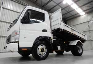 Fuso   Canter Tipper Truck